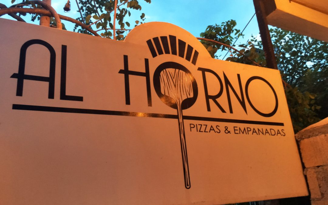 A quick review of Al Horno pizza