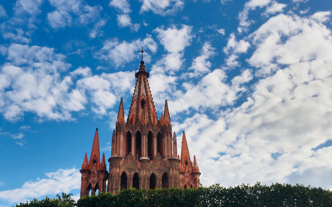 Our first trip to San Miguel de Allende