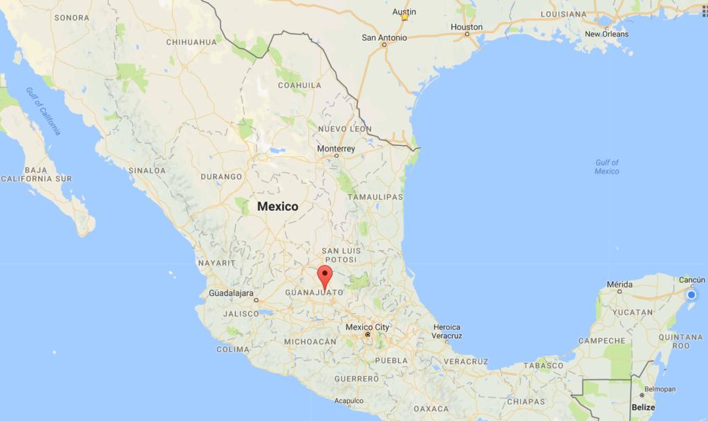Our first trip to San Miguel de Allende - TexMexExpats on tulancingo mexico map, coba mexico map, mazamitla mexico map, ixtapan de la sal mexico map, torreón mexico map, chilapa mexico map, guanajuato mexico map, tequesquitengo mexico map, san miguel cozumel mexico map, punta chivato mexico map, plaza garibaldi mexico map, colima volcano mexico map, anenecuilco mexico map, valle de bravo mexico map, ayotzinapa mexico map, allende coahuila mexico map, tenayuca mexico map, excellence resorts mexico map, lake cuitzeo mexico map, lagos de moreno mexico map,